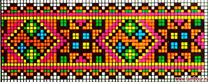 Гуцульский орнамент