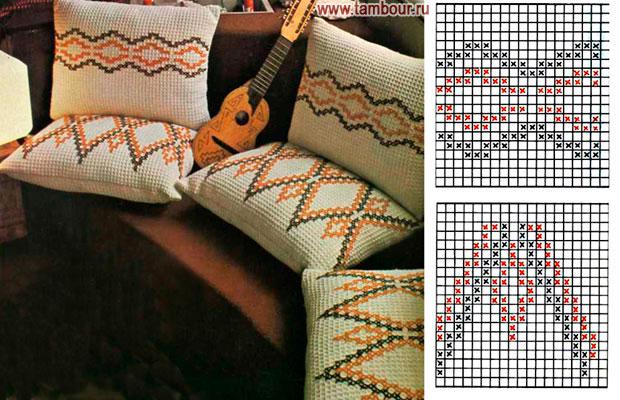 Набор рушник для вышивание крестом