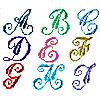 Схема вышивки английской алфавита - www.tambour.ru